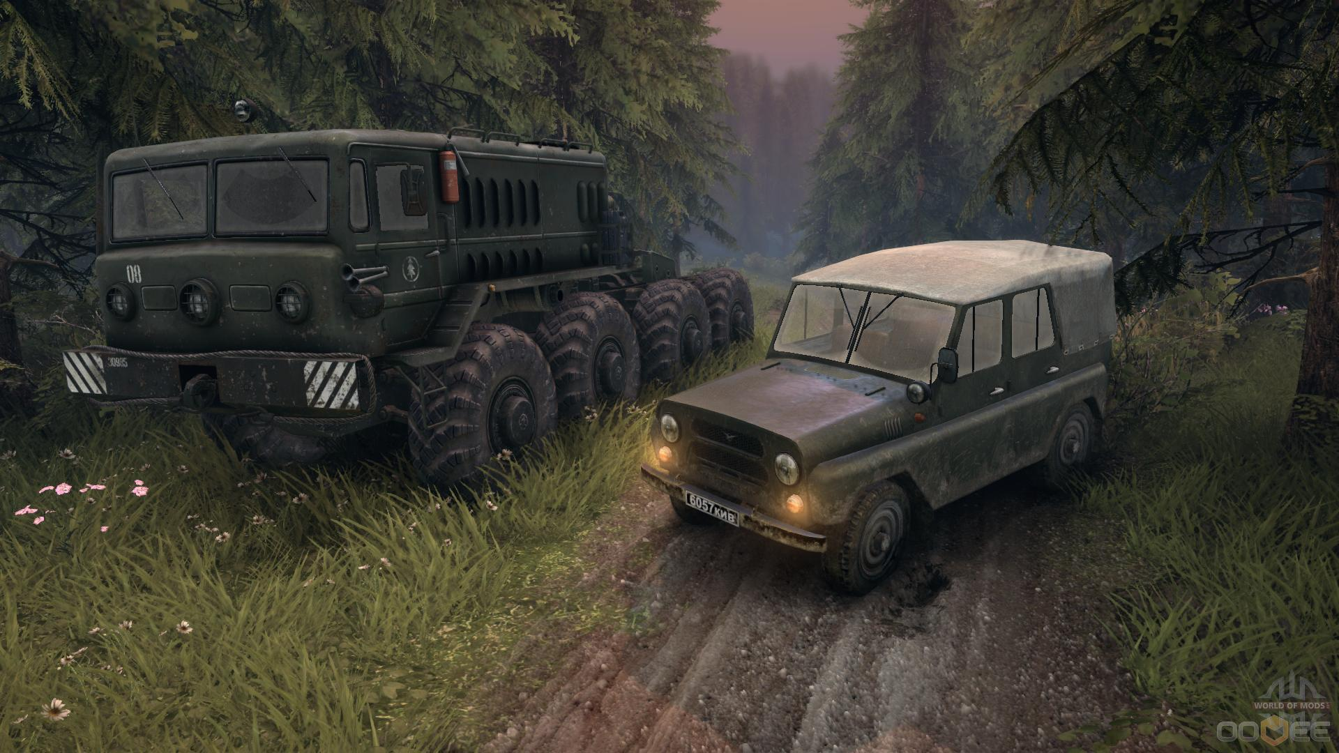 SPINTIRES (Steam Key, Region Free)