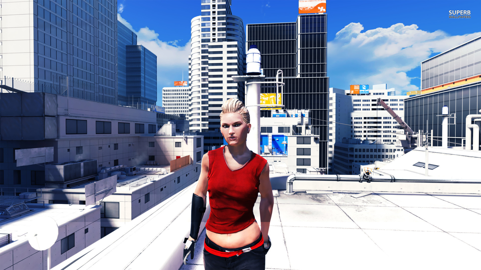 Mirror´s Edge (Steam Key, Region Free)