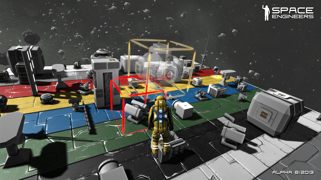 Space Engineers (Steam Key, Region Free) + Подарок