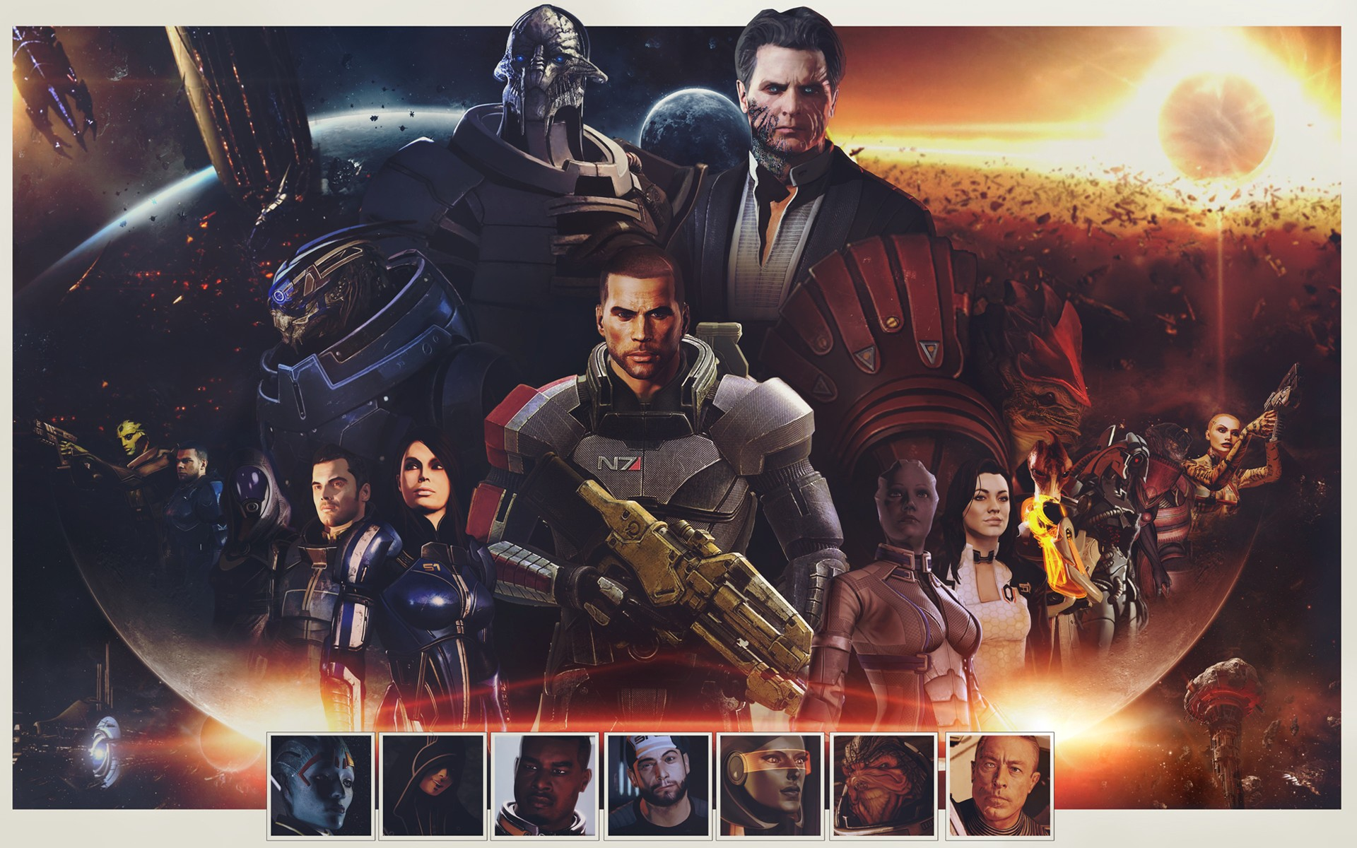 Mass Effect Collection (1 + 2 Digital Deluxe)