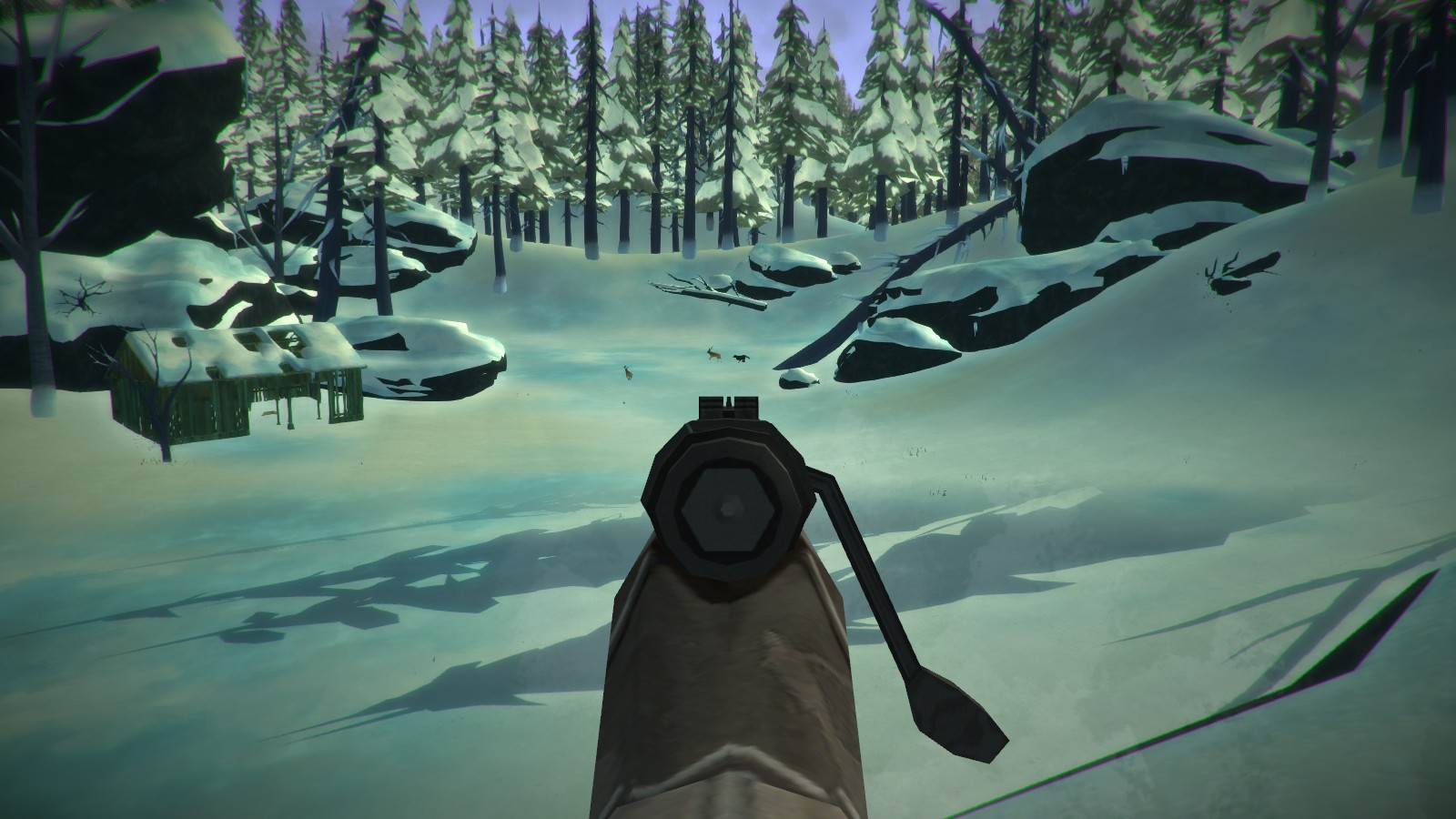 The Long Dark (Steam gift RU/CIS+VPN)