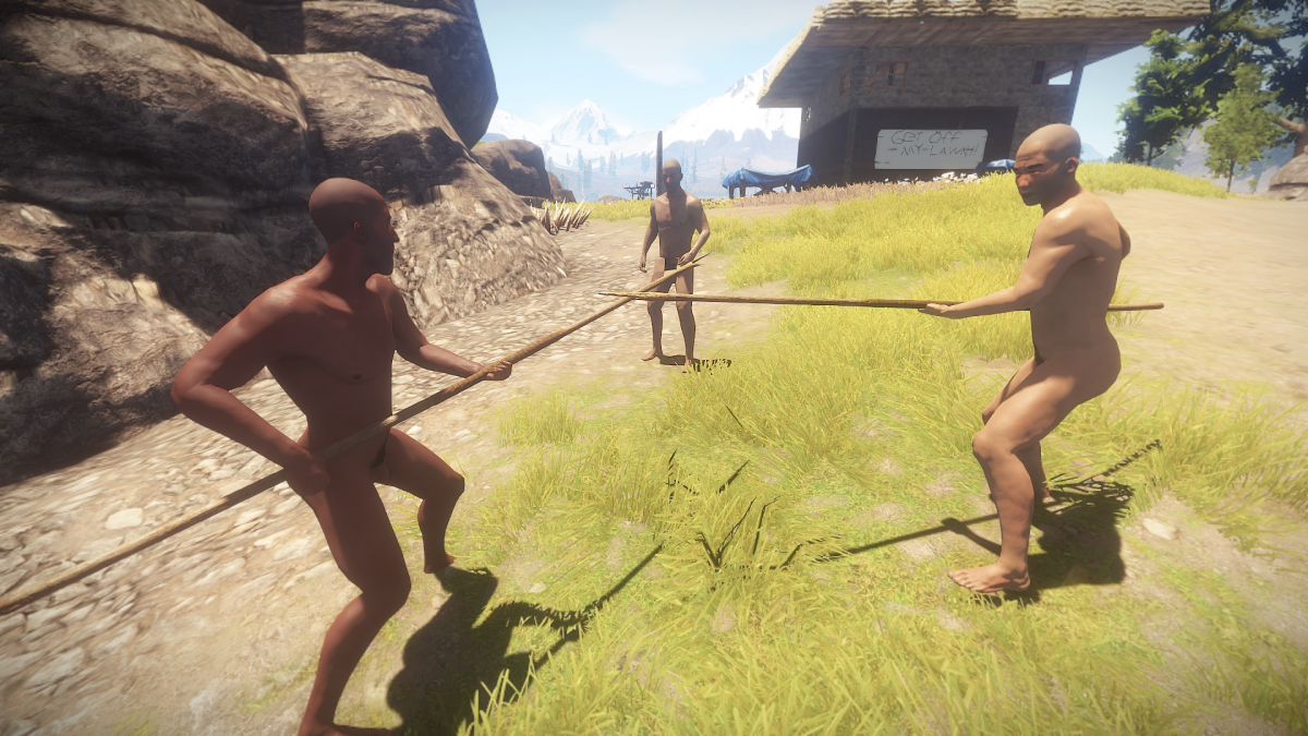 Rust (Steam Key, Region Free) + Подарок