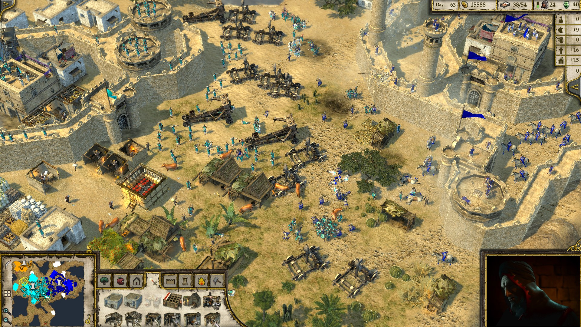 Stronghold Crusader 2 (Steam Key, Region Free) + Gift