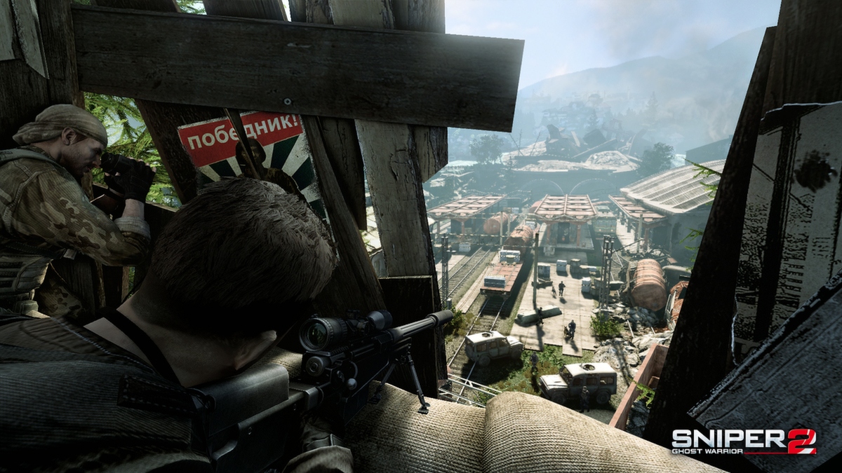 Sniper: Ghost Warrior Trilogy (Steam Key, Region Free)