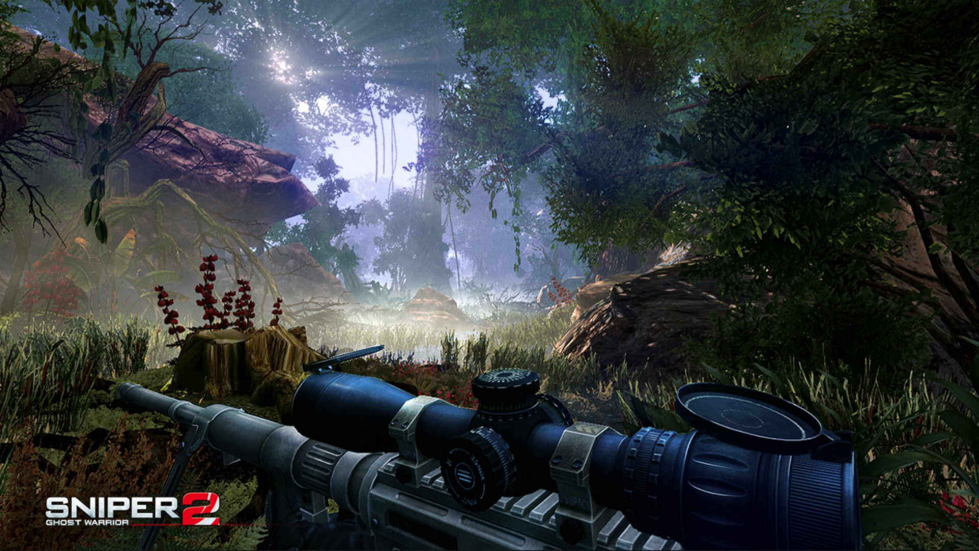 Sniper Ghost Warrior 2: World Hunter Pack DLC (Steam)