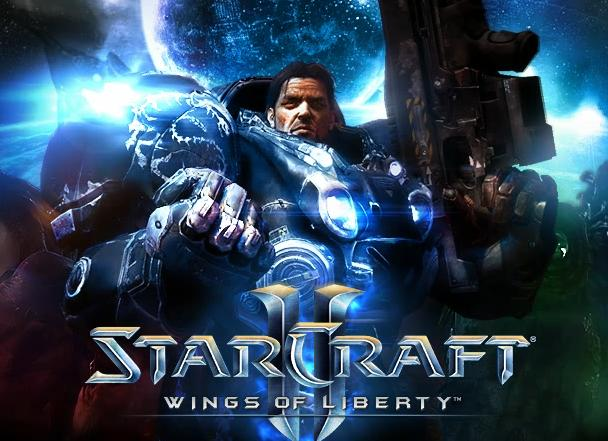 Starcraft 2: Wings Of Liberty (RU) + discount
