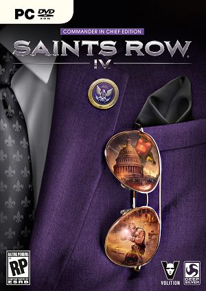 Saints Row 4 (EURO / STEAM) + DISCOUNTS