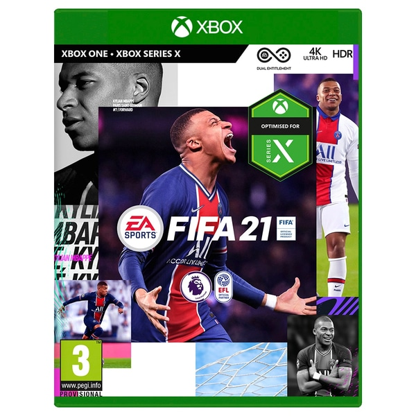 🌍 FIFA 21 Standard Edition Xbox One/Series X|S key 🔑
