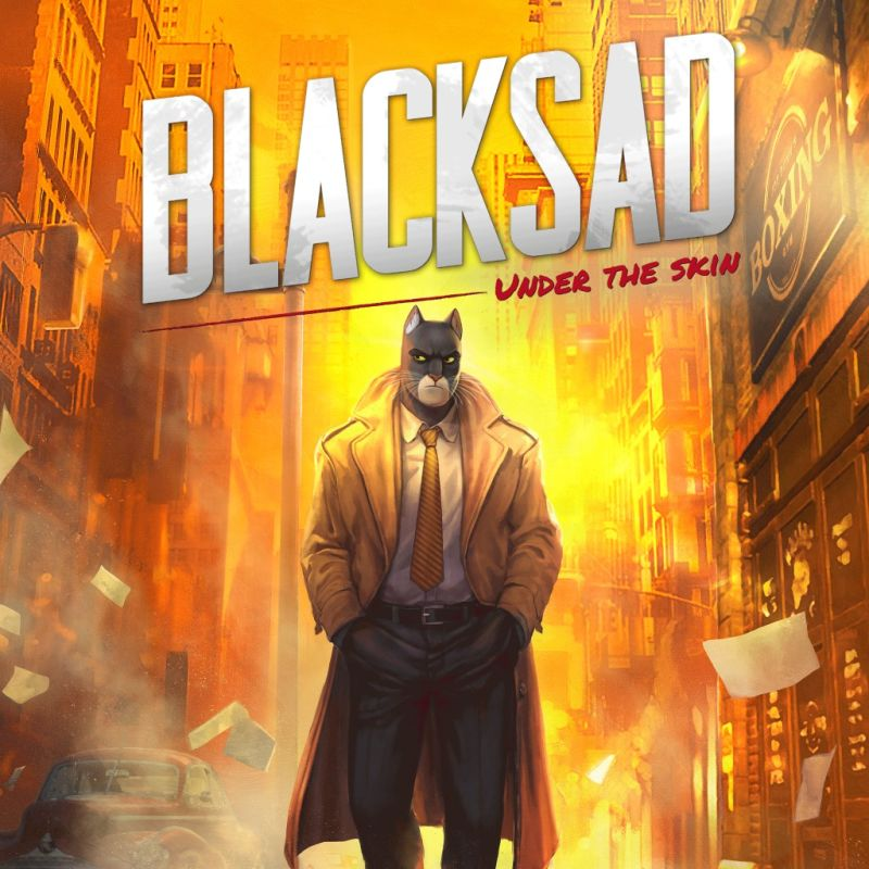 Купить Blacksad: Under the Skin XBOX ONE/XBOX SERIES XS/PC ? и скачать