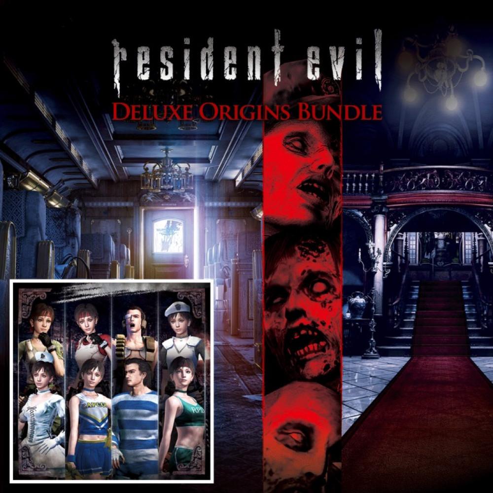 Купить Resident Evil: Deluxe Origins Bundle XBOX ONE Ключ? и скачать
