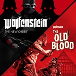 Wolfenstein The Two-Pack XBOX ONE / XBOX SERIES X|S  🔑