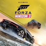 Forza Horizon 3 Ultimate Edition XBOX ONE / WIN10