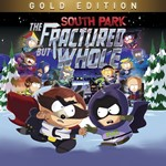 South Park Fractured but Whole Gold Edition XBOX ONE
