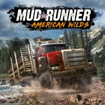 MudRunner American Wilds Edition XBOX ONE / X S 🔑