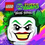 LEGO DC Super Villains Deluxe XBOX ONE/XBOX SERIES XS