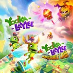 Yooka Laylee Buddy Duo Bundle XBOX ONE/XBOX SERIES XS
