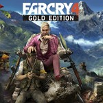 FAR CRY 4 GOLD EDITION XBOX ONE / XBOX SERIES X|S