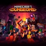 Minecraft Dungeons XBOX ONE / XBOX SERIES X|S Ключ