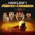 Minecraft Пираты Карибского Моря DLC XBOX ONE / X|S
