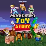 Minecraft История игрушек Мешуп DLC XBOX ONE / X|S