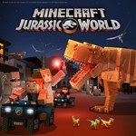 Minecraft Jurassic World DLC XBOX ONE / SERIES X|S