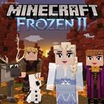 Minecraft Холодное сердце DLC XBOX ONE / SERIES X|S