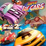 Super Toy Cars 1 & 2 Bundle XBOX ONE / SERIES X|S