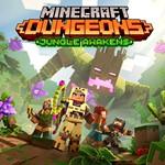 Minecraft Dungeons: Джунгли пробуждаются XBOX ONE X|S