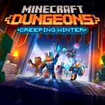 Minecraft Dungeons: Суровая зима DLC XBOX ONE / X|S