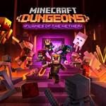Minecraft Dungeons: Пламя Нижнего мира XBOX ONE X|S