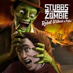 Stubbs the Zombie in Rebel Without a Pulse XBOX / X|S🔑