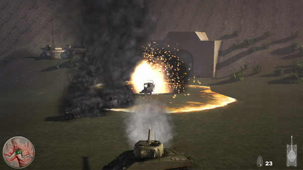 Military Life: Tank Simulator (Steam Key / Region Free)