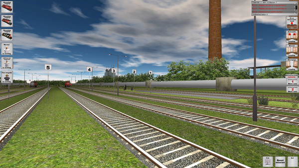 Rail Cargo Simulator (Steam Key / Region Free)