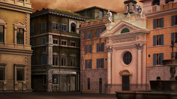 Shadows on the Vatican Act I: Greed (Steam Key)