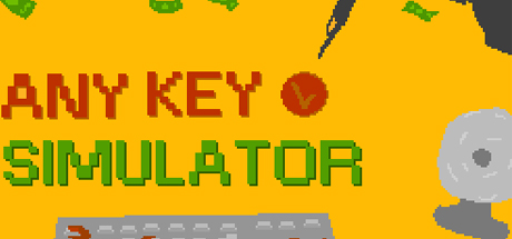 Anykey Simulator (Steam Key / Region Free)