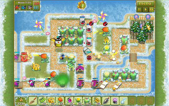 Garden Rescue: Christmas Edition (Steam Key)