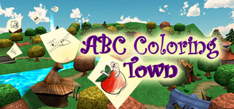 ABC Coloring Town (Steam Key / Region Free)