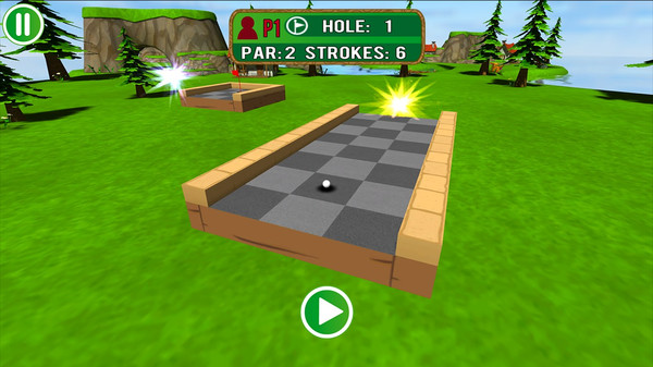 Mini Golf Mundo (Steam Key / Region Free)