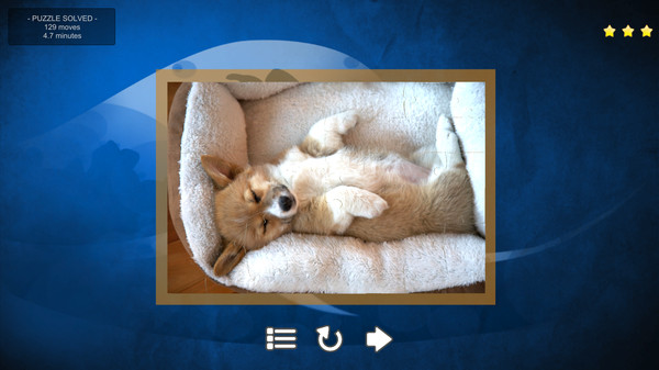 Puppy Dog: Jigsaw Puzzles (Steam Key / Region Free)