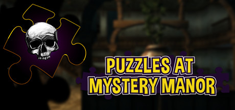 Puzzles At Mystery Manor (Steam Key / Region Free)