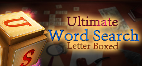 Ultimate Word Search 2: Letter Boxed (Steam Key)