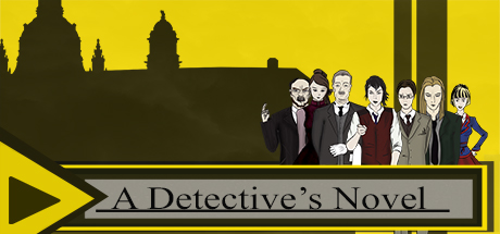 A Detective´s Novel (Steam Key / Region Free)