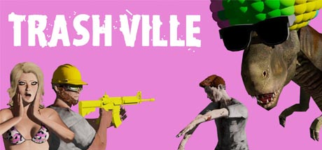 Trashville (Steam Key / Region Free)