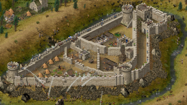 Stronghold HD (Steam Key)