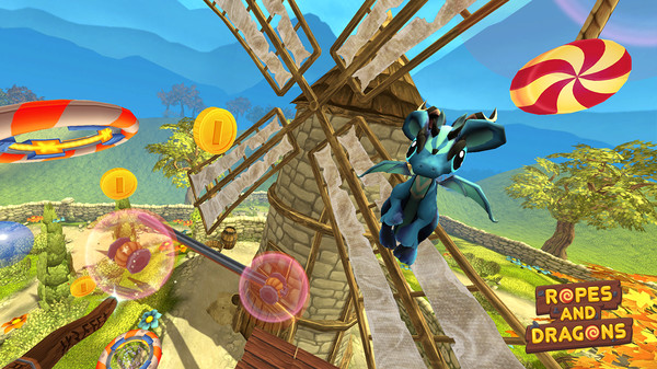 Ropes And Dragons VR (Steam Key / Region Free)