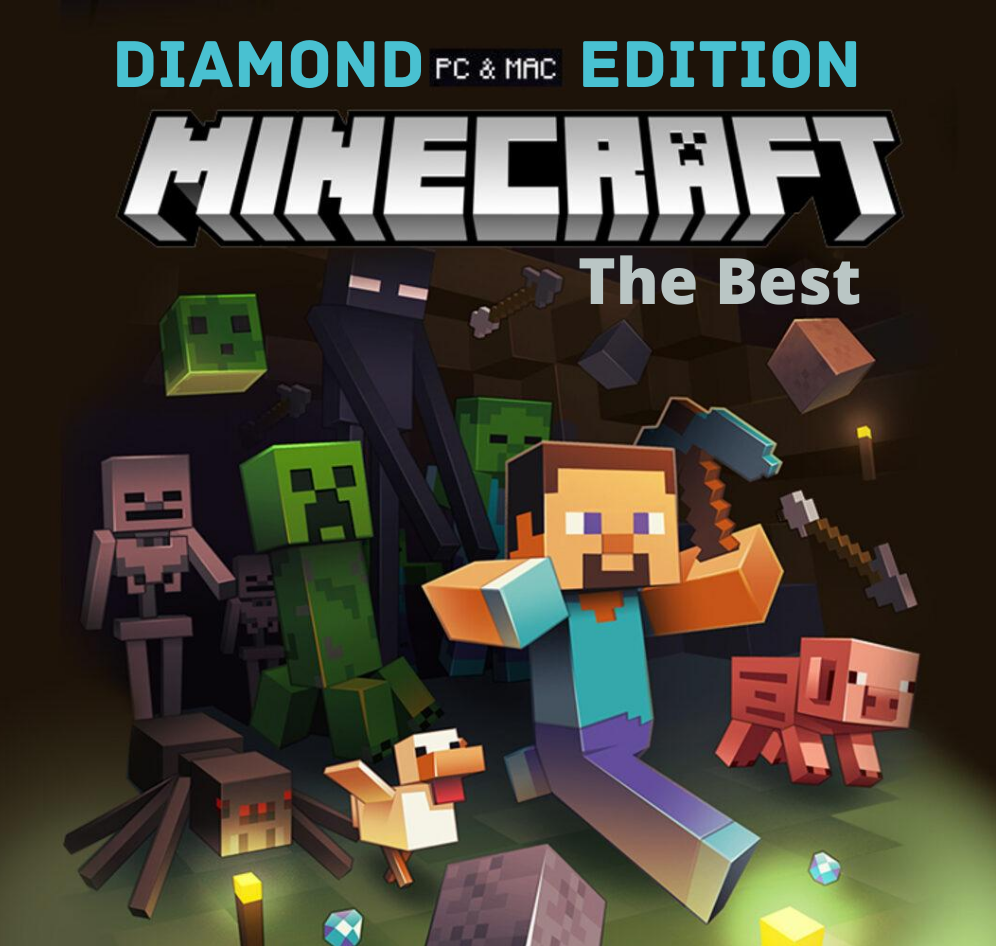 ⛏MINECRAFT PREMIUM (DIAMOND) | JAVA edition | ГАРАНТИЯ