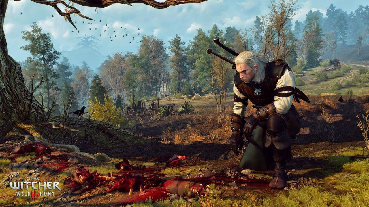 🌍 The Witcher 3: Wild Hunt - Game of the Year | KEY🔑