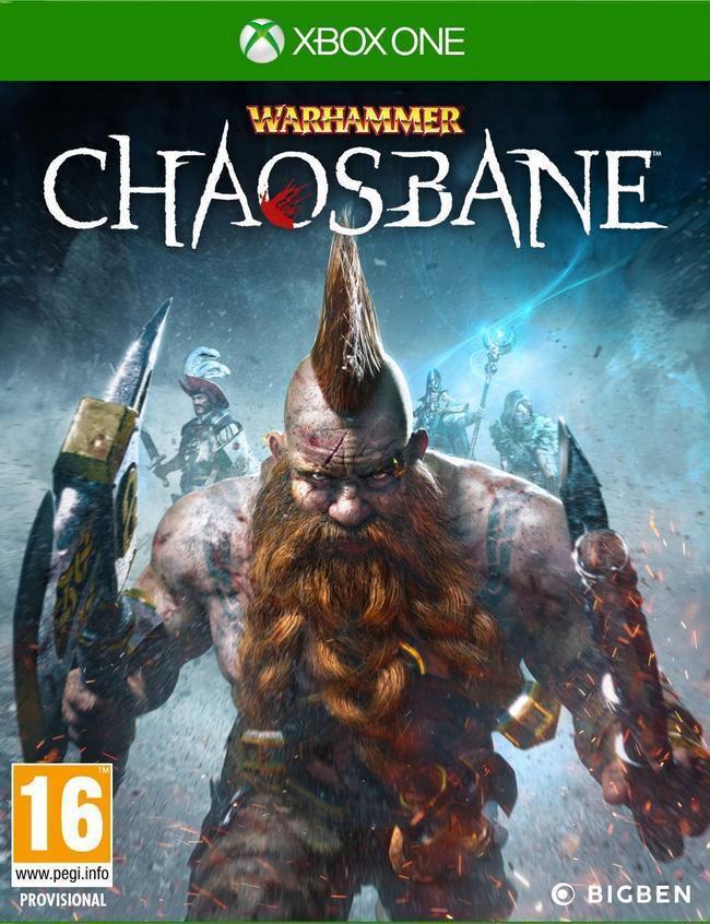 🌍 Warhammer: Chaosbane XBOX ONE / SERIES X|S / Ключ🔑