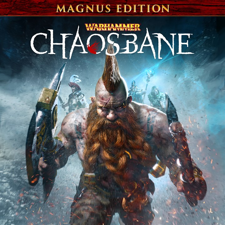 🌍Warhammer: Chaosbane Magnus Edition XBOX КЛЮЧ🔑