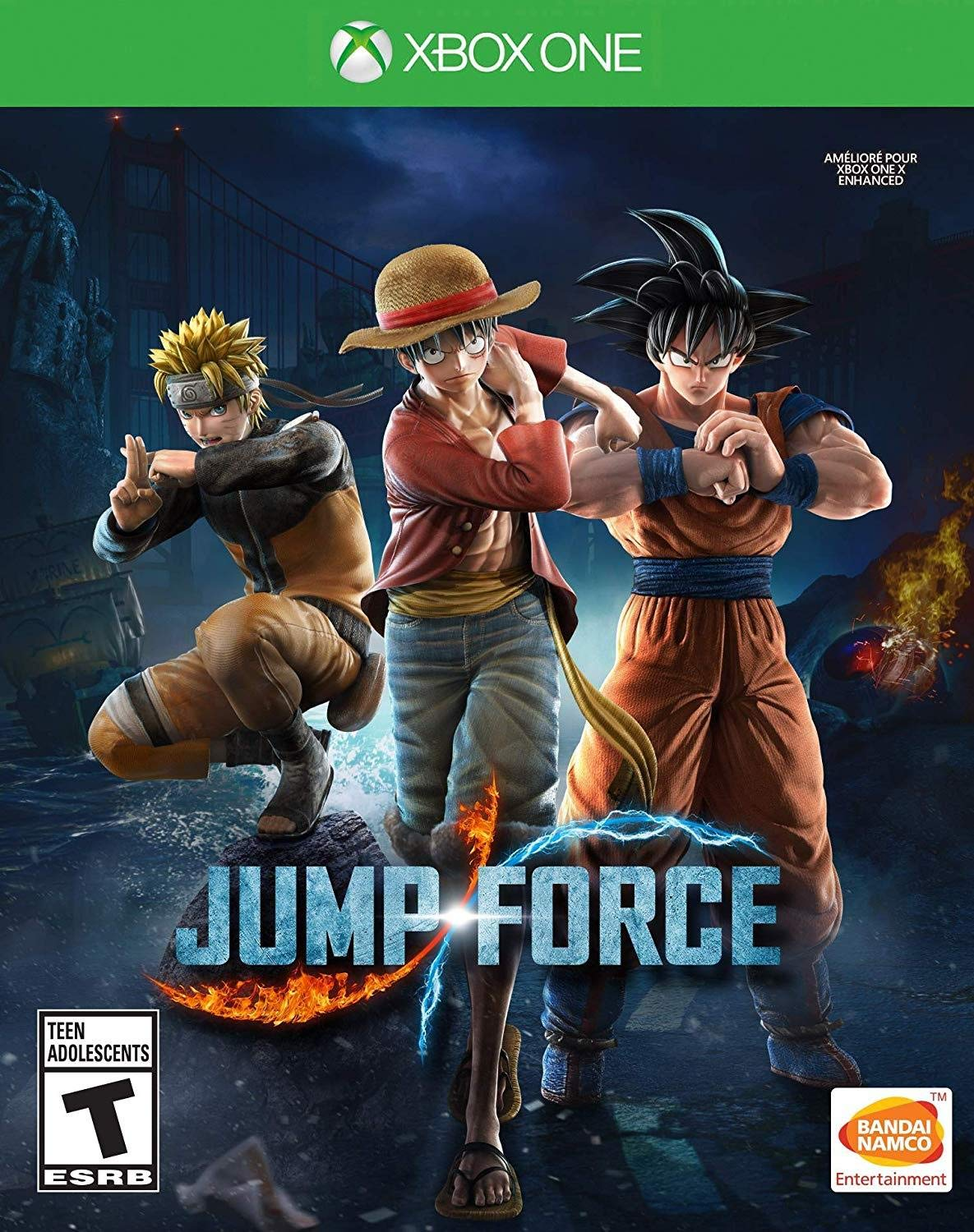 🌍JUMP FORCE XBOX ONE / XBOX SERIES X|S / КЛЮЧ 🔑